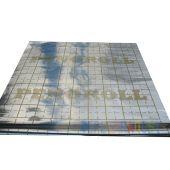 Металлизированная пленка с разметкой PENOROLL 50 мКр (рулон 50 метров)