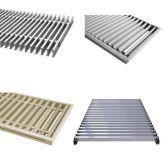 Декоративные решетки для внутрипольных конвекторов...