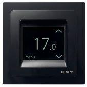 Терморегулятор DEVI Devireg Touch Black (Черный)