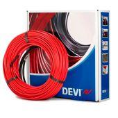 Двужильный нагревательный кабель DEVI DEVIflex 18T 90 м