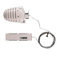 Термостатическая головка HERZ-DESIGN М28х1,5 с выносным датчиком (1946006)