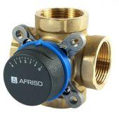 Клапан смесительный четырехходовой Afriso ARV485 Rp 1 1/4 DN32 kvs 16 (1348510)