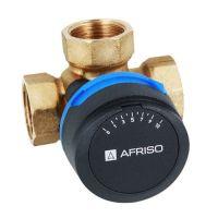 Трехходовой клапан Afriso ProClick ARV384 Rp 1 DN25 kvs 10