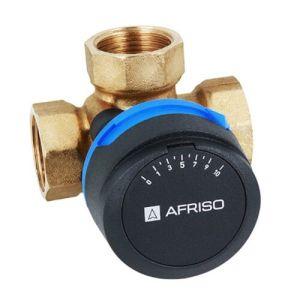 Трехходовой клапан Afriso ProClick ARV384 Rp 1 DN25 kvs 10 - Фото 1