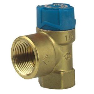 Предохранительный клапан MSW Afriso 1/2x3/4 ВВ 6 бар