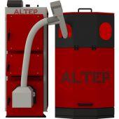 Твердотопливный котел Altep Duo UNI Pellet Plus - 27 кВт (горелка ECO-PALNIK и вентилятор)