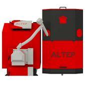 Твердотопливный котел Altep TRIO UNI Pellet Plus - 97 кВт (горелка ECO-PALNIK и вентилятор)