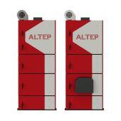 Твердотопливный котел Altep Duo UNI PLUS - 15 кВт с автоматикой и вентилятором