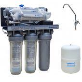 Система обратного осмоса Atlas Filtri OASIS DP SANIC PUMP-UV с лампой, насосом и минерализатором