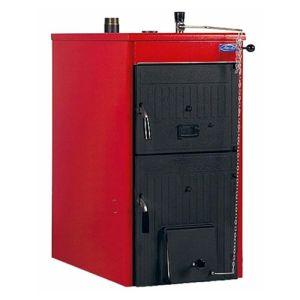 Твердотопливный котел Attack FD 18 кВт 4 секции