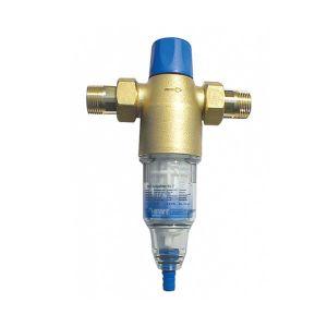 """Фильтр с ручной обратной промывкой для холодной воды BWT EUROPAFILTER RS (RF) 3/4"""" - Фото 1"""