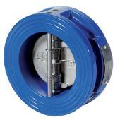 Створчатый межфланцевый обратный клапан Brandoni D6.021 DN40 (D6.02104016BK3)