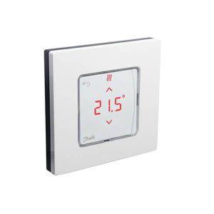 Комнатный терморегулятор Danfoss Link RS с ИК датчиком пола (088U1082)