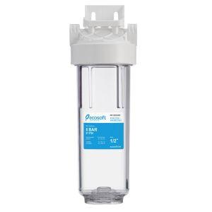 Фильтр механической очистки Ecosoft Standard 3/4 (картридж в комплекте) (FPV34ECO)