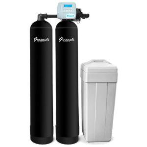 Фильтр обезжелезивания и умягчения воды Ecosoft FK-1354TWIN