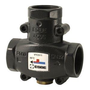 Термостатический смесительный клапан VTC511 ESBE Rp 1 65 C