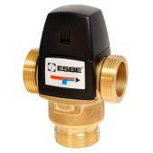 Термостатический смесительный клапан VTS522 ESBE G 1 DN20 50-75 C kvs 3.2