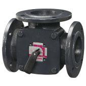 Поворотный смесительный 3-ходовой клапан ESBE F DN150 kvs 400