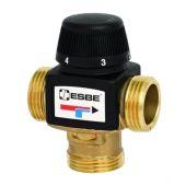 Термостатический смесительный клапан VTA372 ESBE G 1 DN20 20-55 C kvs 3.4