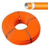 Труба Heat-PEX PE-RT EVOH для теплого пола 16x2.0 в бухтах по 120/240/480 м (110213102019)