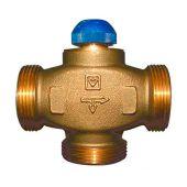 Трехходовой термостатический клапан HERZ CALIS-TS-RD DN 20 1 НР