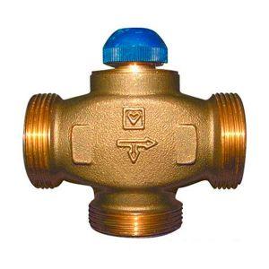Трехходовой термостатический клапан HERZ CALIS-TS-RD DN 20 1 НР - Фото 1