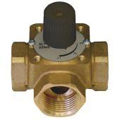 Клапан смесительный четырёхходовой HERZ 2138 Ду 25 (1213803)