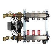 Модуль регулювання для підлогового опалення Herz COMPACTFLOOR Light SK, 4 відводу (без насоса) (3F53374)