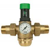 Редуктор давления мембранный Herz DN15 1/2 для горячей воды (1268221)