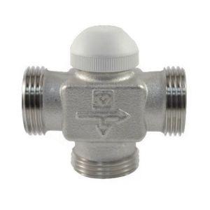 Трехходовой термостатический клапан HERZ CALIS-TS DN 20 1 HР - Фото 1