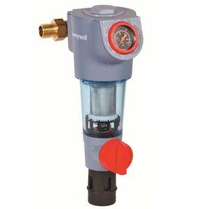 Фильтр для воды с обратной промывкой Honeywell F74CS-1/2AA