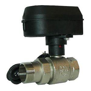 Шаровый кран с электрическим приводом Honeywell HAV 20 Rp 3/4 DN20 Kvs 41