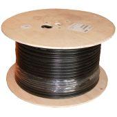 Одножильный нагревательный кабель для снеготаяния Nexans TXLP 0.49 OHM/M BLACK