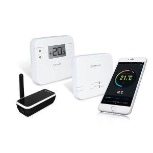 Недельный интернет-термостат Salus RT310i (615201227)