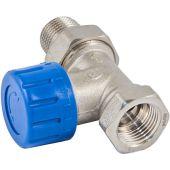 Термостат. клапан Schlosser DN 15 GZ 1/2xGW1/2 прямой (601200004)