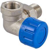 Термостат. клапан Schlosser DN 15 GZ 1/2xGW1/2 осевой-правый (601200006)