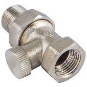 Клапан обратного потока Schlosser DN 15 GZ 1/2xGW1/2 прямой (601300004)