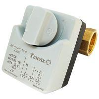 Двухходовой шаровой клапан НВ 1/2 DN15 с электроприводом Tervix Pro Line ORC (201112)