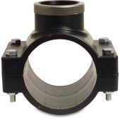 Хомут с кольцом Unidelta 50x3/4 для врезки