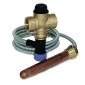 Защитный термоклапан Watts STS для твердотопливного котла 20/130