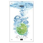 Газовая колонка Zanussi GWH 10 Fonte Glass Lime (НС-1077261)