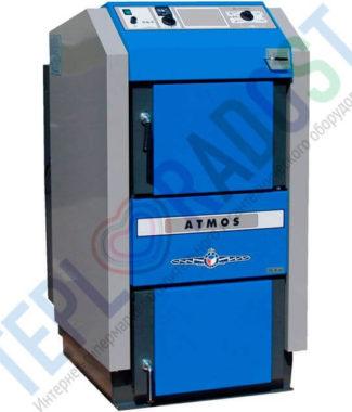 Пиролизный котел Atmos DC фото