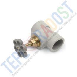 KAN-therm РР Запорный проходной вентиль для открытого монтажа (thumb25601)