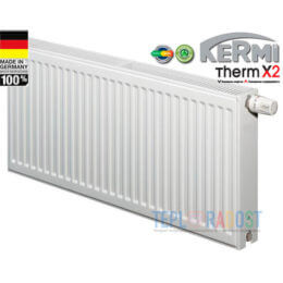 Радиатор Kermi FKO 22 300 высоты с боковым подключением (thumb24414)